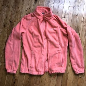 Fleece Columbia Zip